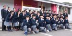 山村に留学、膨らむ期待 葛巻、高校生12人寄宿舎入寮