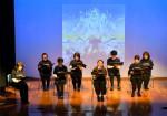 「震災忘れない」舞台から 二戸演劇協会が朗読劇公演