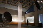 震災10年 詠んだ思い 北上・現代詩歌文学館、自筆の60作品展示