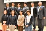 震災10年節目に新戦力 大槌町、初の協力隊8人委嘱