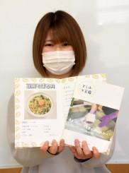 豆腐店の声やレシピを紹介し、新たな魅力を発信する「とうふ大豆鑑」を紹介する佐々木みらい代表