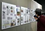 震災報道 10年の歩み 横浜で被災3県地元紙展