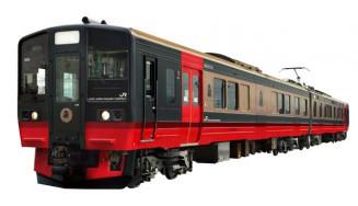 「フルーティアいわて」として運行される車両(JR盛岡支社提供)