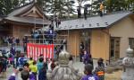 悲願の社務所が完成 滝沢の鬼越蒼前神社、地元住民ら祝う
