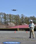 ドローン練習場発進 滝沢・アピオ、多様な飛行環境を提供