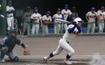 ベスト8決定 春季高校野球県大会、18日準々決勝