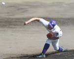 あすベスト4激突 春季高校野球県大会