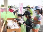 子ども食堂でアスパラ料理提供 金ケ崎町社協と町商工会女性部