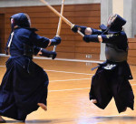 剣道、花巻北が10大会ぶりV 県高校総体、女子は盛岡白百合
