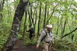 新緑の七時雨山、待ってた山開き 八幡平市
