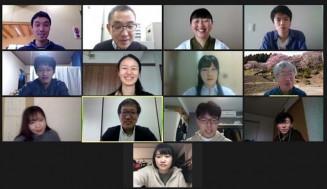 「宿泊業の今」をテーマに開催したイタルトコロ大学のオンラインイベント(事業企画実施委員会提供)
