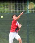 テニス男子団体、岩手が11連覇 県高校総体、女子は盛岡四