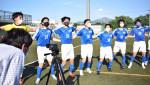 動画でつなぐ心のパス 遠野市とブラジルパラサッカーチーム