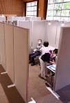 高齢者ワクチン接種加速へ 奥州市が土日限定会場開始
