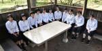 ひょうたん池を憩いの場に 八幡平市・平舘の高校生と商店主ら