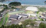 7月1日全面オープン 陸前高田の県立野外活動センター