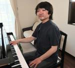 病乗り越え復帰リサイタル ピアニスト西村さん、盛岡で27日