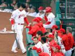 大谷翔平、4試合連続本塁打はならず 無安打、1四球3三振
