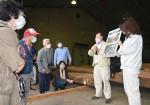 文化財再生の歩み理解 陸前高田で旧吉田家住宅現場見学ツアー