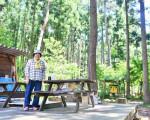 ノームの森においでよ 奥州・胆沢、住民手作りの公園が人気