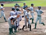 宮古商工、逆転サヨナラ 高校野球岩手大会
