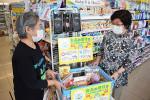 善意の食品回収ボックス 遠野・ファミマ2店舗設置