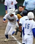 花北青雲、盛岡工が2回戦へ 高校野球岩手大会