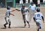 花巻農、同地区対決制す 高校野球岩手大会