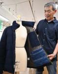 岩手の素材 満載ダウン開発 宮古の縫製会社「クラスター」