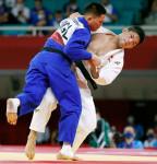 柔道の大野「金」、五輪2連覇 男子は初日から3階級V