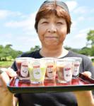 冷し餅 夏にぴったり新食感 北上・展勝地レストハウスで販売