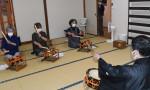 伝統芸普及へワークショップ 能楽と古武術、来月10日舞台発表