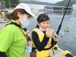 海と山満喫、ワクワク夏休み 山田で県内児童が野外教室