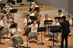 喜び胸に音色響かせ 県吹奏楽コンクール、2年ぶり開幕