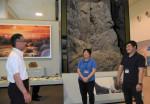 三陸ジオで人気上昇 大船渡市立博物館、研究や学習の拠点に