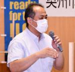 ILC 世界の最新動向紹介 奥州で岩手大・成田教授が講演