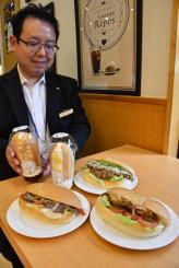 福田パンを使い多彩なメニューを提供するホテルエース盛岡。県内のホテルはコロナ禍で工夫を凝らす