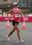 高橋(花巻出身)32位 東京五輪陸上男子20キロ競歩