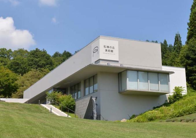 リニューアルオープンした石神の丘美術館。土台となった彫刻の文化を、いかに継承していくかが課題だ