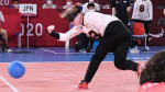 日本女子に王者の壁 東京パラ・ゴールボール、欠端が守備で健闘