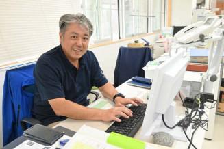 「ここでしかできない体験を提供したい」と話す伊藤勝久さん