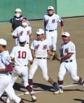 8強出そろう 秋季高校野球県大会
