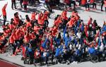 レガシー、未来へ 東京パラリンピック閉会式