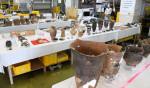 宮古の30遺跡 全容発信 県埋文センター、23日から復興調査展