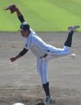 東北切符へ きょう準決勝 秋季高校野球県大会