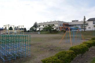 2021年度末で閉校する長岡小。施設活用計画の具体化が進んでいる