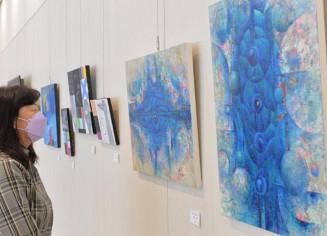 全国から個性豊かな作品が集まった「AXIS RING」会場