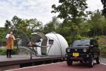 密避け、キャンプ人気 施設快適に、手ぶら可能