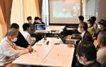震災伝承、官民共に 大槌町が初の検討部会、跡地活用など協議