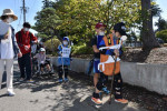 高齢者避難、共助の心 紫波町古館地区で児童対象に防災学習会